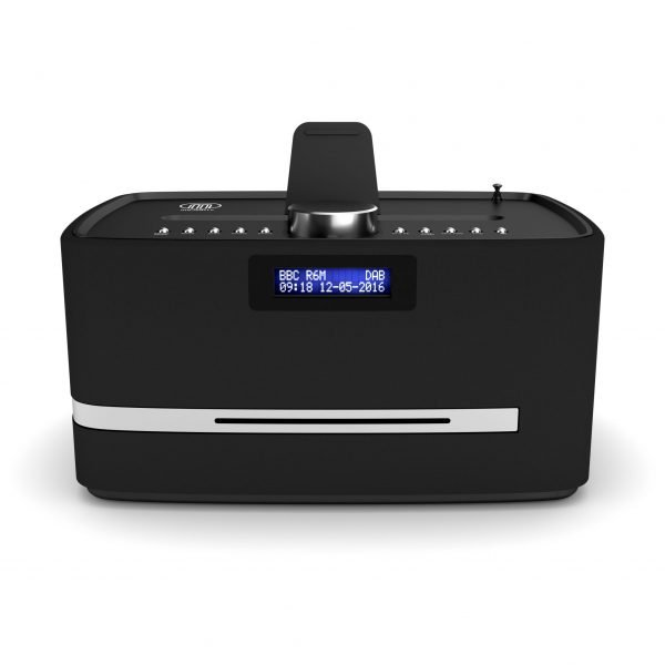 Majority Castle DAB Radio Music System