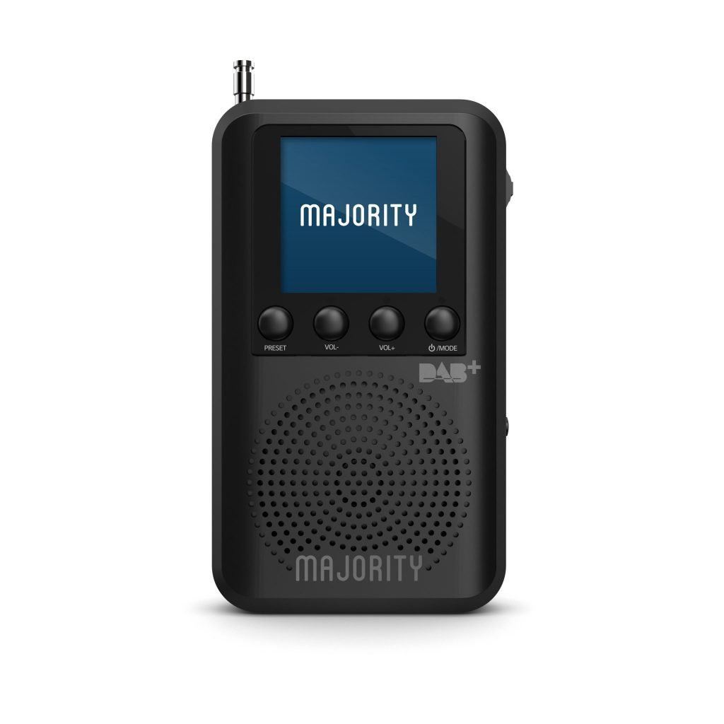 Majority Grantchester Pocket DAB Radio