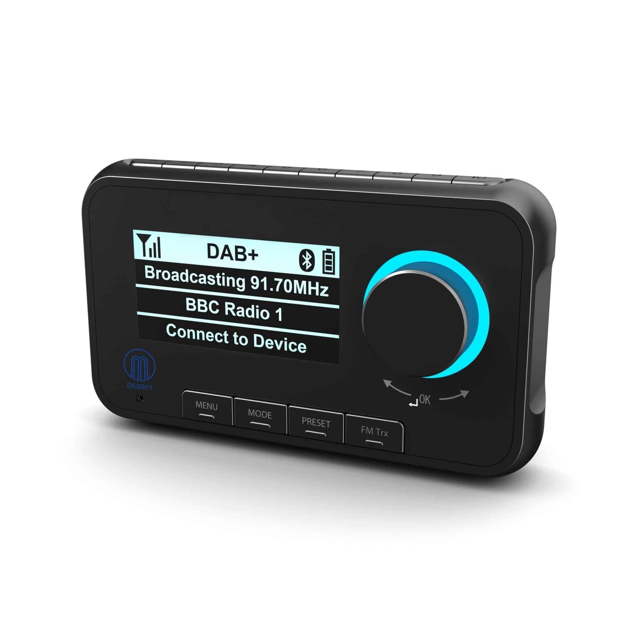 Majority Journey A10 DAB Radio Adapter