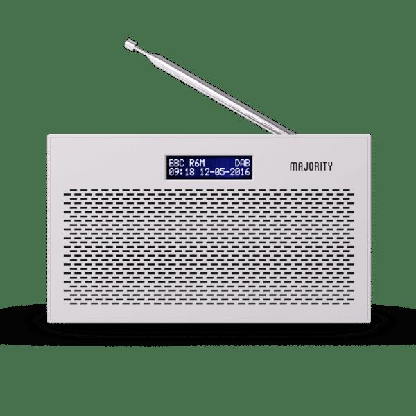 DAB Radio - Histon White