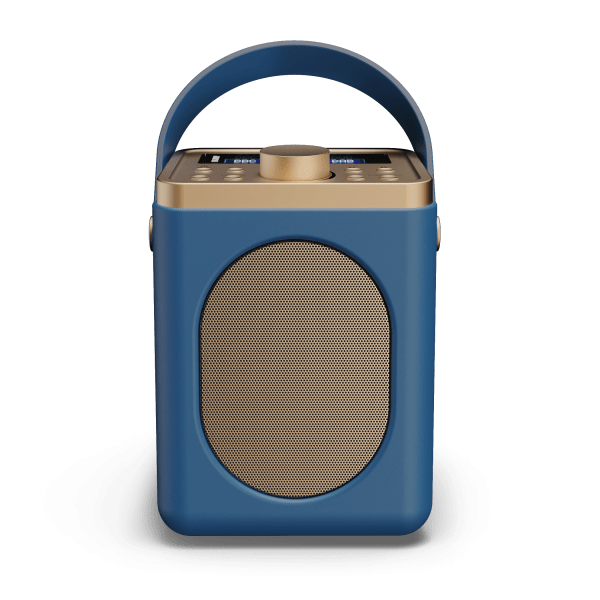 DAB Radio with Bluetooth - Little Shelford Midnight Blue